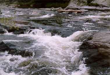 Connecticut Waterfalls - Roxbury Falls